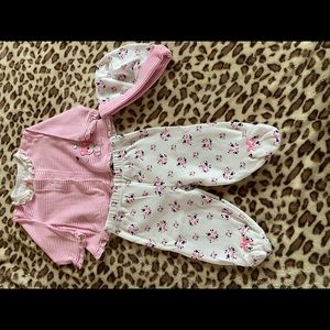 Baby girl  clothes by little me